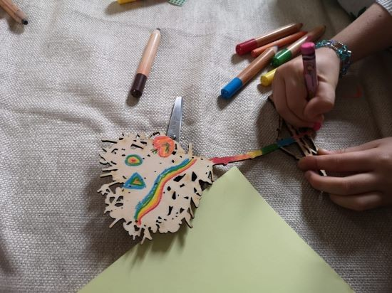 arte contemporanea per bambini