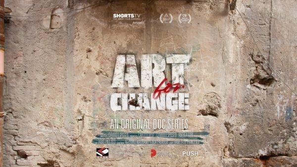 art for change arte di periferia