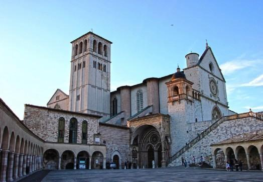basilica di san francesco assisi