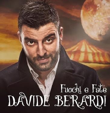 Tra i Fuochi e le Fate del cantautore Davide Berardi