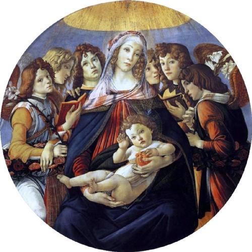 sandro botticelli madonna
