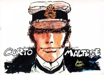 Read more about the article Cinquant'anni di Hugo Pratt e Corto Maltese a Bologna