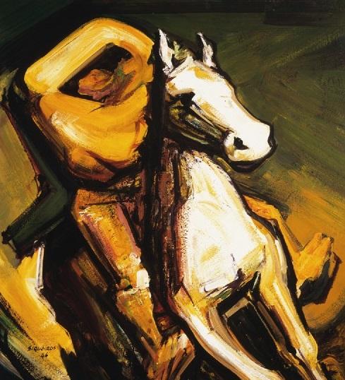 Diego Rivera e i muralisti messicani in mostra a Genova