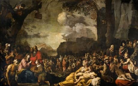 L'arte di  Luigi Miradori, detto il Genovesino, a Cremona