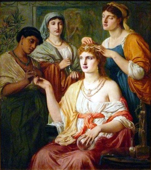 le donne nell'antica roma