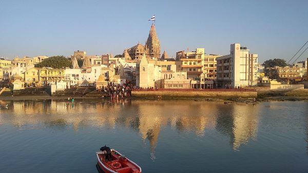 krishna e la città di dwarka