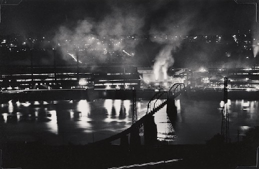 La Pittsburgh di Eugene Smith in mostra a Bologna