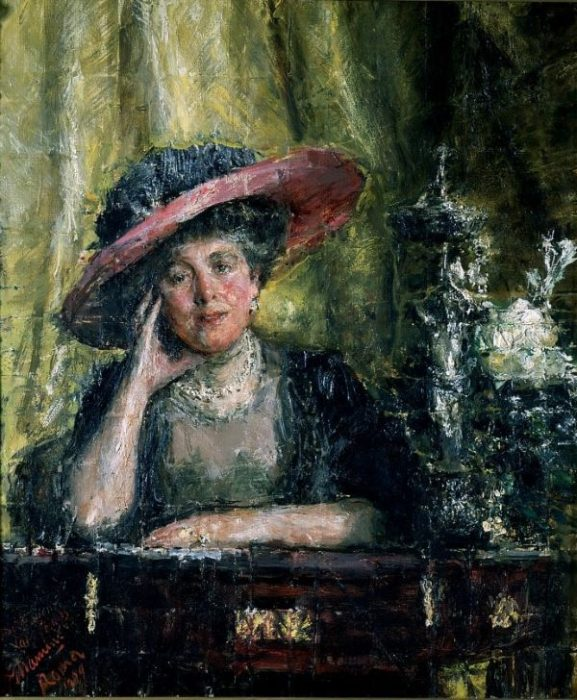 lady florence phillips