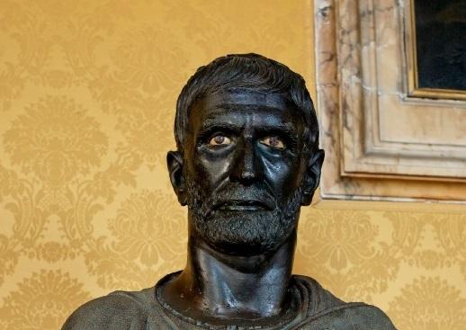 il ritratto nell'antica roma