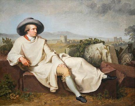 Gli sguardi di Goethe (e non solo) sull'Italia