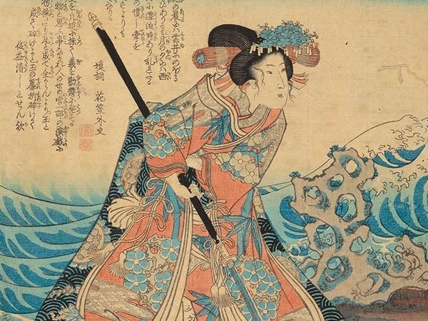guerriere giapponesi