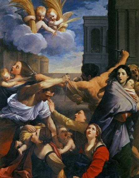 Guido Reni e La strage degli Innocenti in Valle d'Aosta