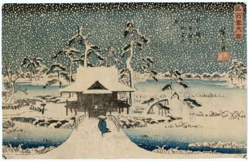 Il mondo fluttuante dell'ukiyo-e protagonista in Basilicata