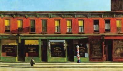 Hopperiana, le fotografie ispirate a Edward Hopper