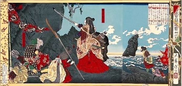 samurai donne
