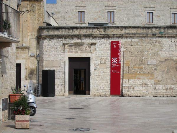 museo archeologico di santa scolastica origini