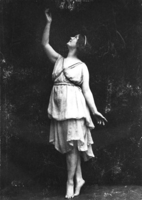 isadora duncan ballerina