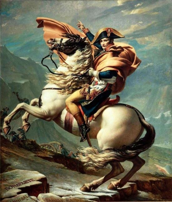 napoleone bonaparte biografia