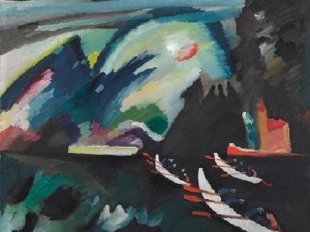 A Gorizia la Rivoluzione russa nell'arte