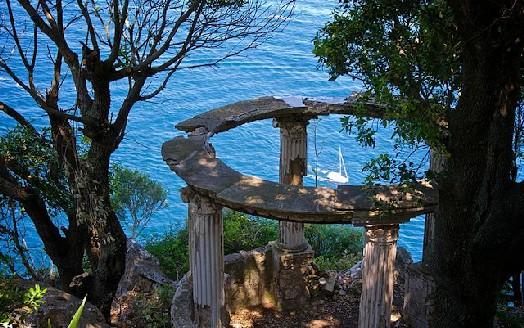 La Capri di Trisorio e Amelio a Villa Lysis