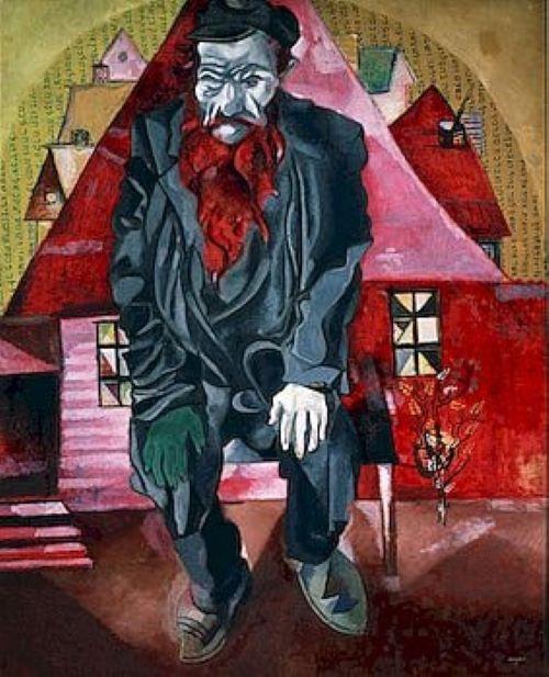 marc chagall ebreo