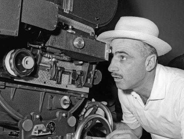 Mario Monicelli alla Casa del Cinema di Roma