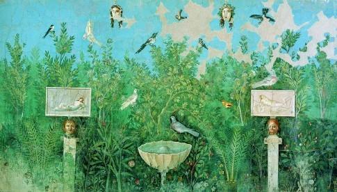 Mito e natura, dalla Grecia a Pompei