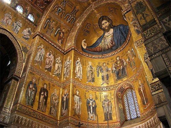 mosaici bizantini