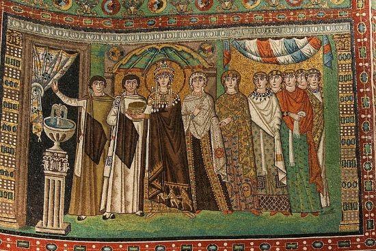 storia del mosaico