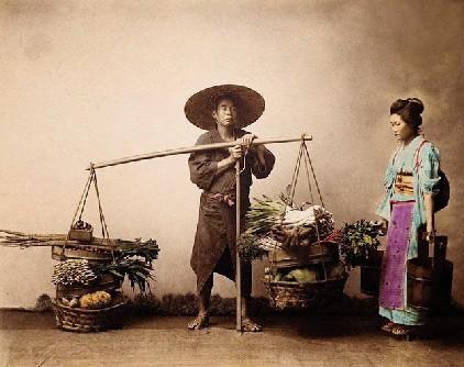 In mostra la fotografia e la pittura giapponese dell'800