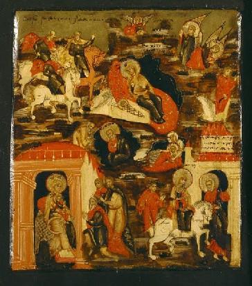 La collezione delle icone russe agli Uffizi di Firenze