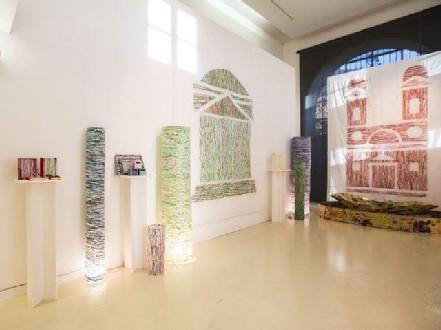 L'arte dei Rifugiati omaggia la Città Eterna