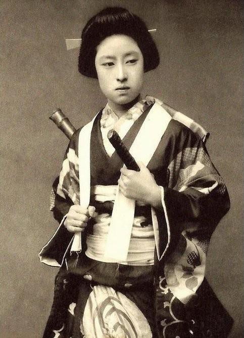 samurai giapponese nakano takeko