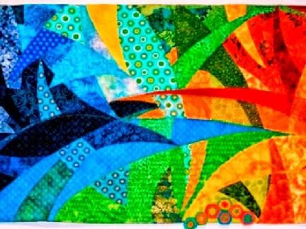 La Stoffa delle Artiste: l'arte del patchwork a Treviso
