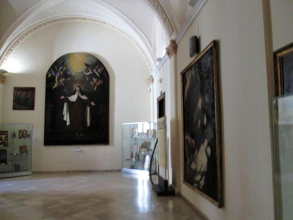 museo diocesano di bari sala dei dipinti
