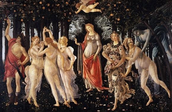 sandro botticelli opere