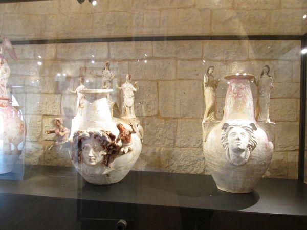 museo archeologico di santa scolastica bari