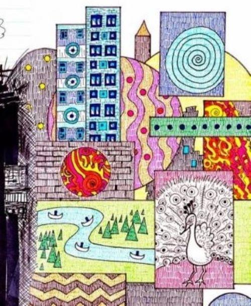 Read more about the article Seeing Calvino, le illustrazioni delle Città Invisibili