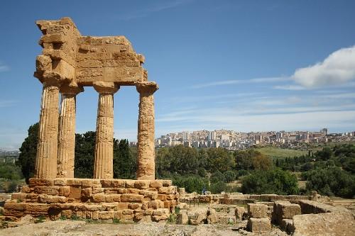 Viaggio in Sicilia e mappe del Mediterraneo, a Palermo