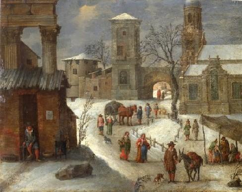La pittura fiabesca di Sinibaldo Scorza a Genova