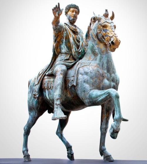 cavallo statua marco aurelio