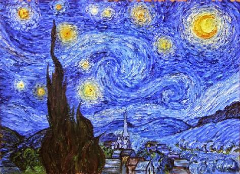 Loving Vincent, il primo film d'animazione su Vincent Van Gogh