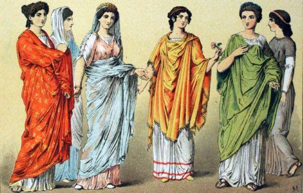 lo sviluppo della moda nei secoli