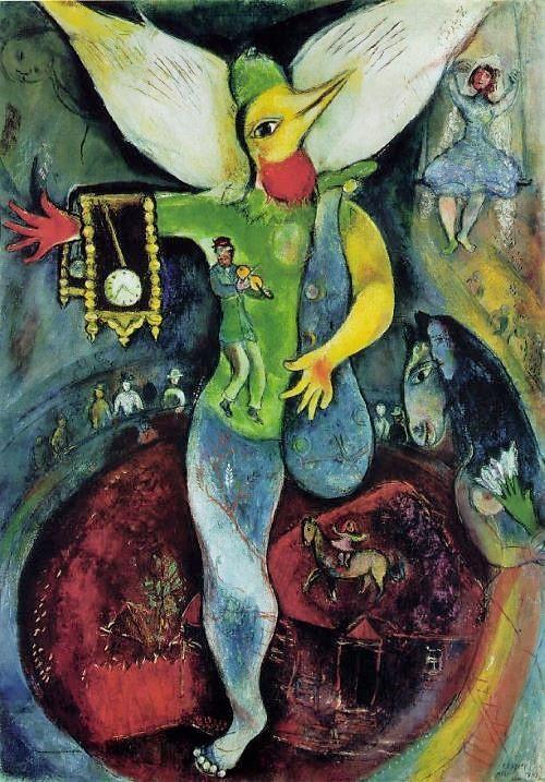 marc chagall opere più importanti