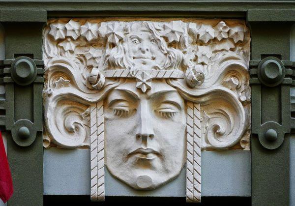 art nouveau caratteristiche