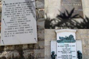alla scoperta della bari antifascista tra epigrafi e pietre d'inciampo