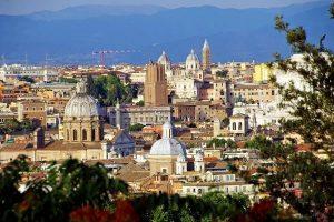 roma e il suo 150mo anniversario da capitale d'italia