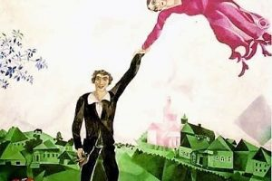 marc chagall e la sua amata russia a rovigo, in veneto
