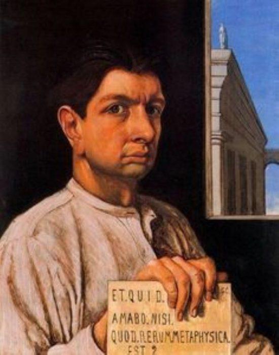 giorgio de chirico biografia