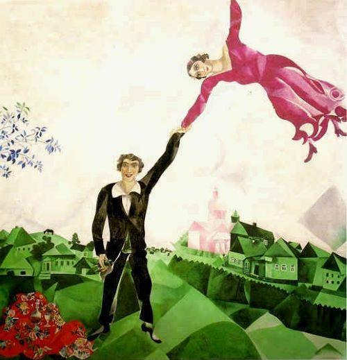 marc chagall russia